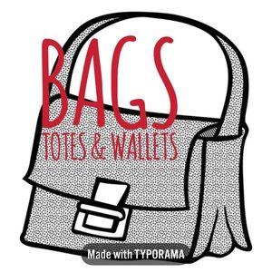 Handbags - Bags, Totes & Wallets